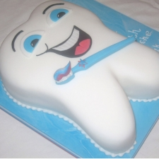 tooth-cake